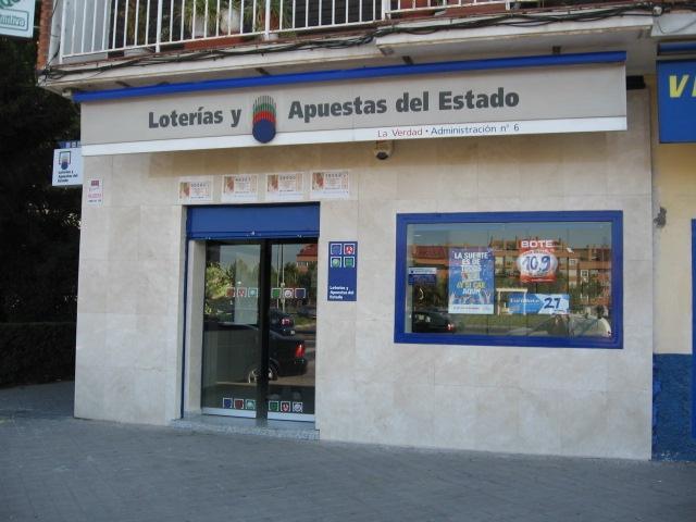 La Bonoloto de este Miércoles reparte 261.000 euros en Torrejón De Ardoz