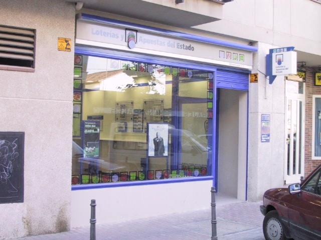 Un acertante de La Bonoloto gana en Velilla De San Antonio 46.000 euros