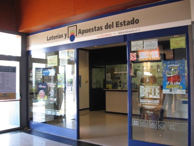 La Bonoloto toca en Rivas-vaciamadrid