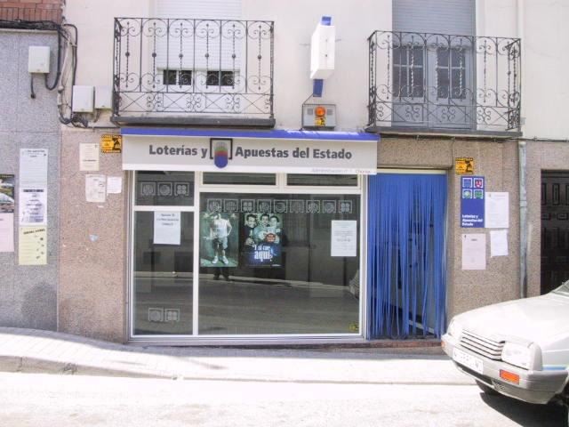 Un boleto de La Bonoloto deja  186.000 euros en Villarejo De Salvanés