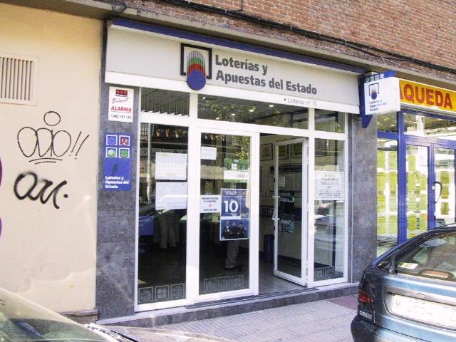 La Bonoloto deja un premio de segunda categoría en la localidad de Alcorcón