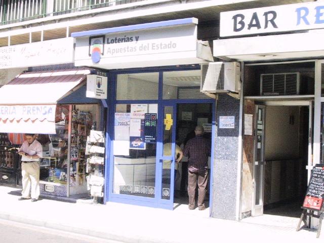 Un boleto de El Euromillones validado en Alcorcón resulta agraciado con 99.000 euros