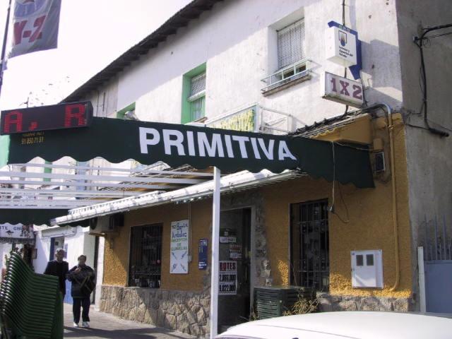 Collado Villalba agraciada con 2.298.000 euros de La Bonoloto