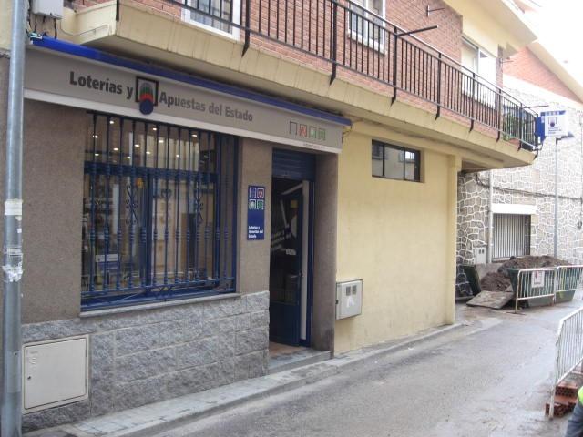 Vendido en Moralzarzal el segundo premio de La Bonoloto, dotado con 32.000 euros