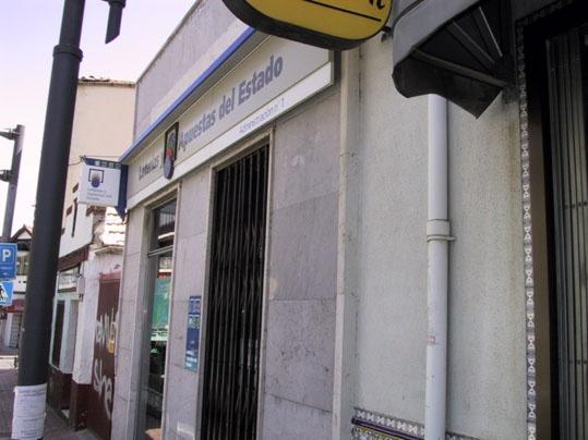 Un boleto de La Bonoloto sellado en Pozuelo De Alarcón ha obtenido un premio de 26.000 euros