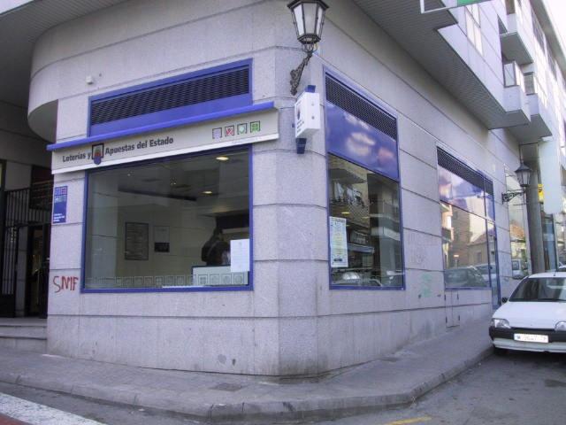 Un boleto de La Bonoloto deja  163.000 euros en Galapagar