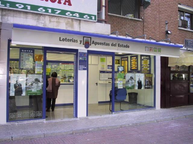 Vendido en Móstoles el segundo premio de La Bonoloto