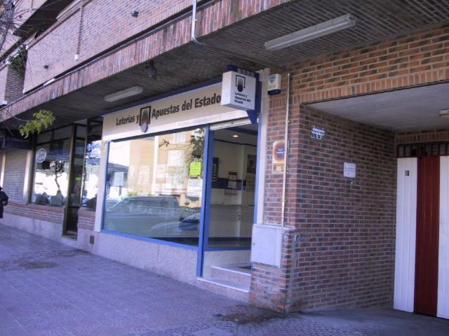 Un boleto de La Bonoloto deja  36.000 euros en Villaviciosa De Odón