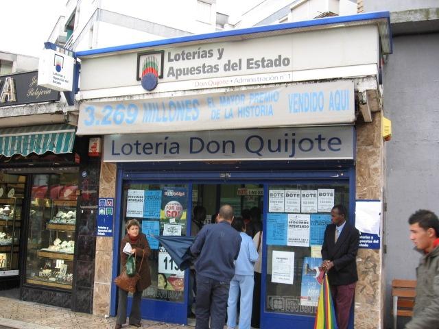 El segundo premio de La Bonoloto se ha vendido en Parla