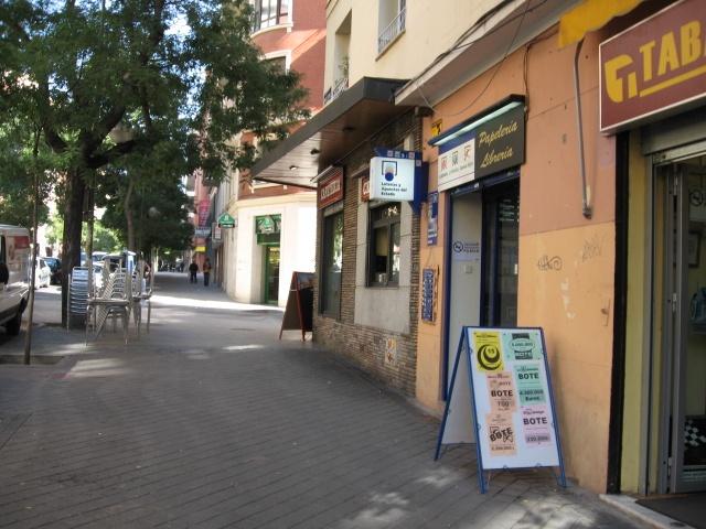 La localidad de Madrid ha sigo agraciada con el segundo premio de El Euromillones.