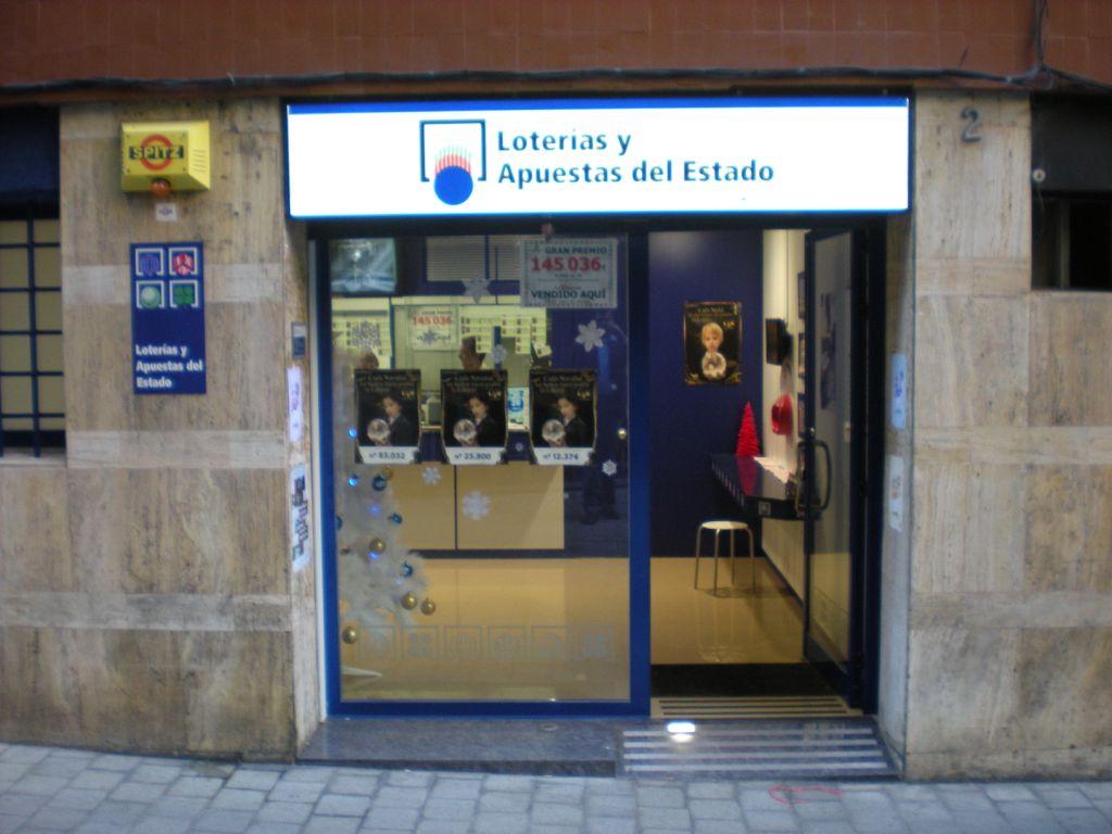 Una bonoloto de 57.000 euros para Barcelona