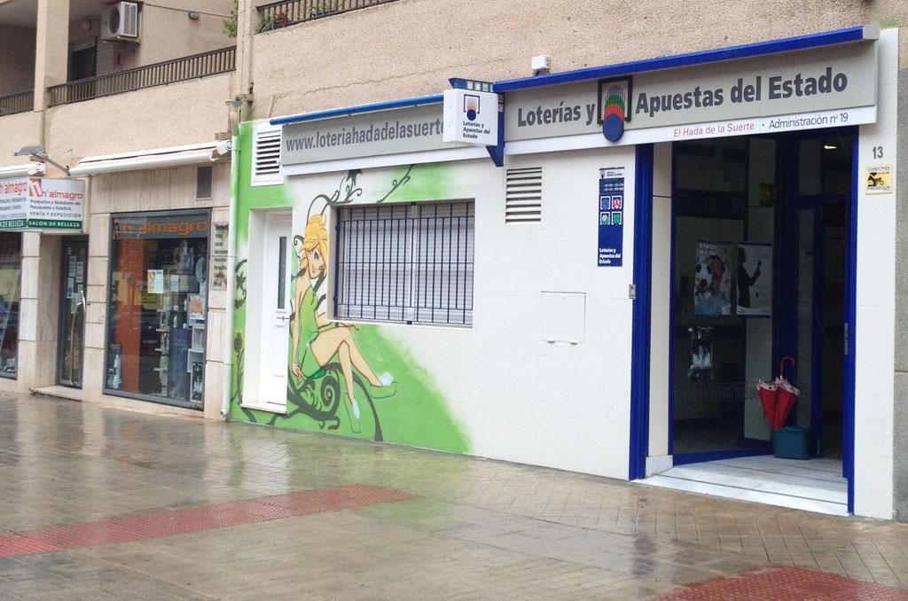 Un vecino de Almería agraciado con 32.000 en La Bonoloto