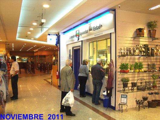 El segundo premio de La Bonoloto, vendido en Cartagena (Murcia)
