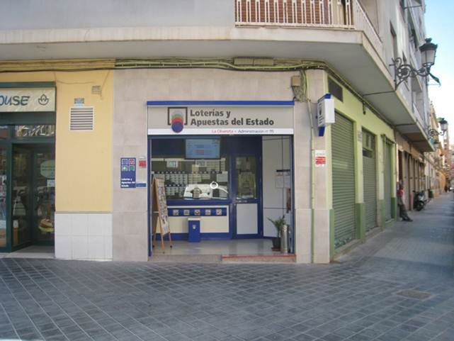 Una bonoloto de 96.000 euros para Valencia