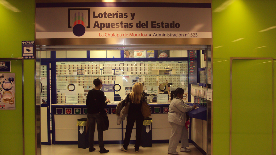 Un boleto de La Bonoloto validado en Madrid resulta agraciado con 25.000 euros